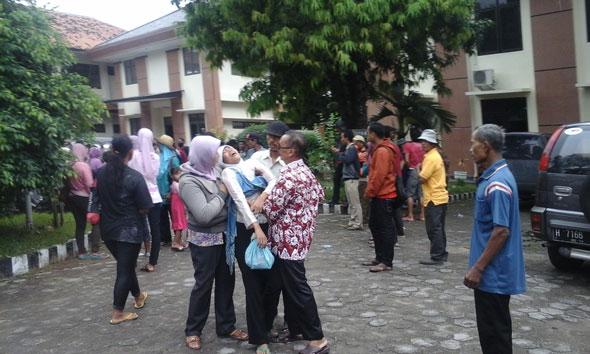 Kasus Warga Bogorame: JPU Tolak Alih Tahanan