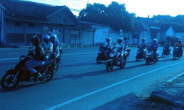 SMP/MTs di Rembang Luluskan 100 Persen Siswanya