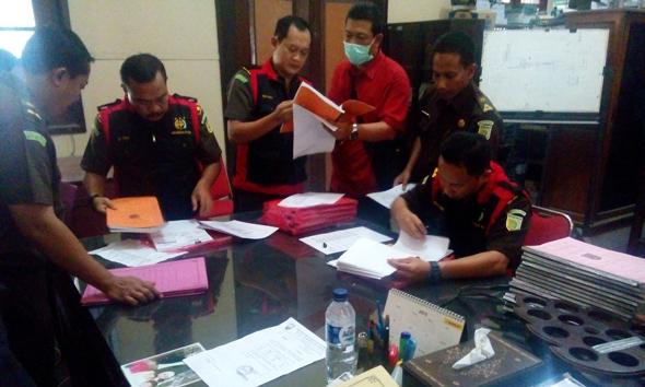 Satuan Khusus Pemberantasan Korupsi Geledah Kantor DPU
