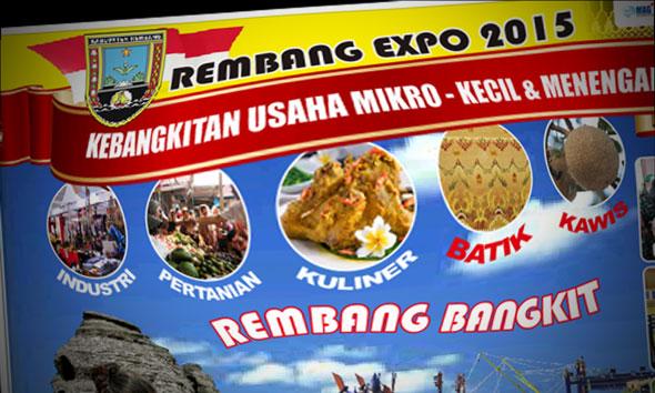 Peserta Sebut Rembang Expo Bak Pasar Malam