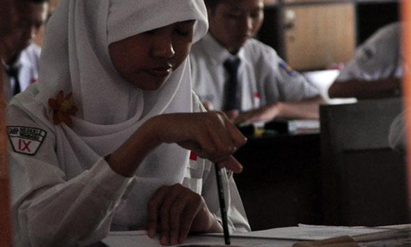 Tahun Ini Belum Ada UNBK SMP di Rembang