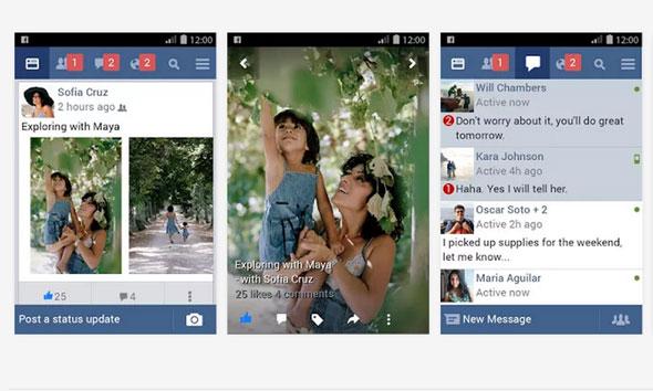 Facebook Versi Ringan Sudah Bisa Diunduh di Indonesia