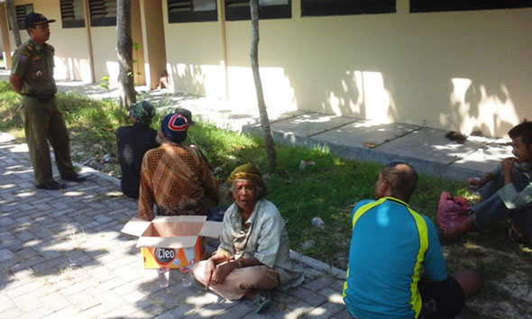 Jelang Ramadhan, PGOT di Rembang Ditertibkan