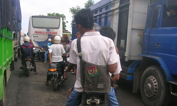 Usulan Jalur Lingkar Rembang Kembali Mencuat