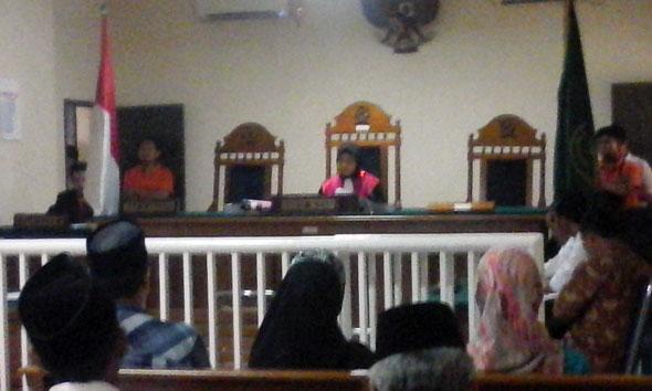 Hakim Tolak Gugatan Praperadilan Anggota DPRD Rembang