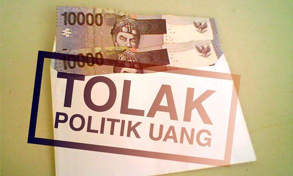 Penindakan Politik Uang di Pilkada akan Lemah