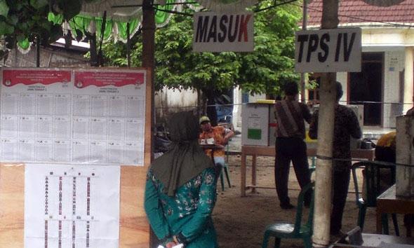 TPS untuk Pilgub Jateng di Rembang Ditambah