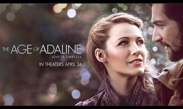 Di Film The Age of Adaline, Wanita Ini Tidak Mengalami Penuaan