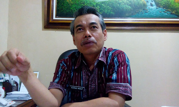 Nurhasan Ditahan, Sekretariat DPRD Belum Bereaksi