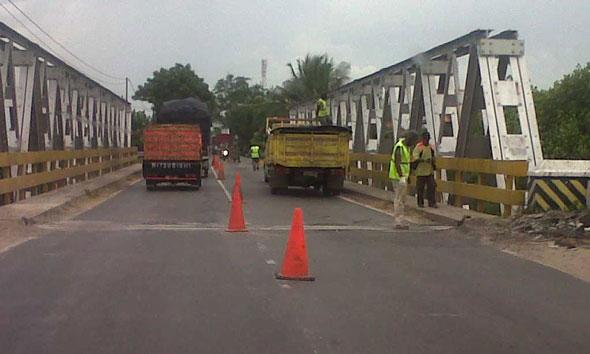 Jalan Naik Kelas, Dua Jembatan Diusulkan Dibongkar