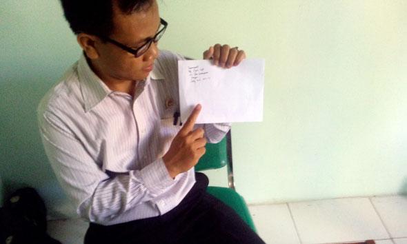 Anggota PPS Mantan Caleg, Panwas Semprit KPU