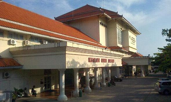 Rumah Sakit Umum Daerah (RSUD) dr R Soetrasno Rembang.(Foto: twicsy.com)