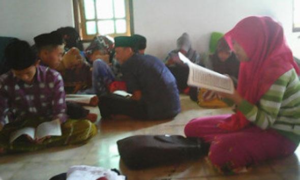 Safari Ramadhan, Siswa Ajak Masyarakat Pupuk Kepedulian