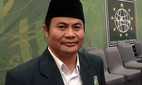 Ketua DPC PKB Rembang Sumarsono Sugeng. (Foto: mataairradio.com)