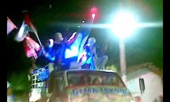Polisi Larang Keras Trailer Dipakai Takbir Keliling