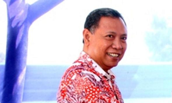Asisten I Sekda Rembang Subakti. (Foto: Pujianto)