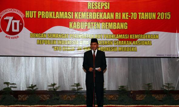 Pjs Bupati Peringatkan Anak Buahnya Soal PKI