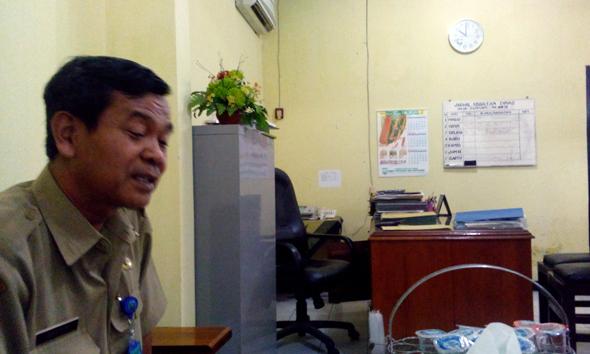Rp10 Miliar Anggaran di Distanhut Rembang Mengendon
