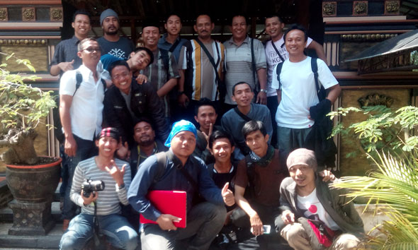 Merawat Tradisi Silaturahmi, Forum Wartawan Rembang Halalbihalal