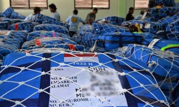 Robek, Isi Koper Jemaah Haji Rembang Hilang
