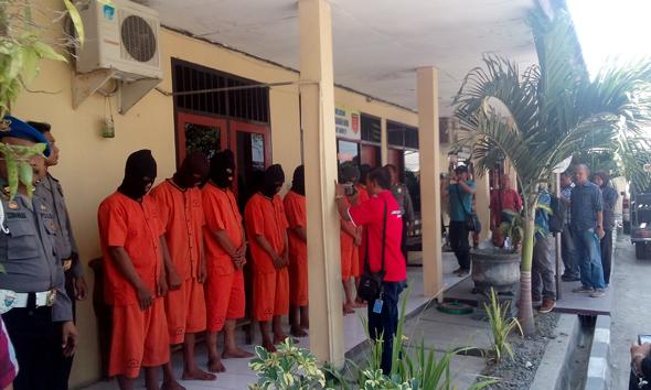 Polisi Rembang Minim Pengungkapan Kasus Curanmor