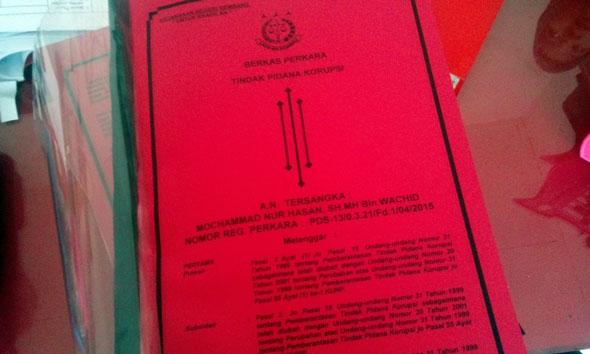 Berkas Lima Tersangka Kasus Mushala Akhirnya Dilimpahkan