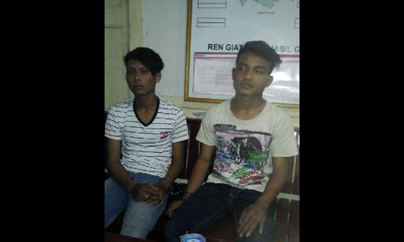 Polisi Lasem Ringkus Komplotan Curas Lintas Kabupaten