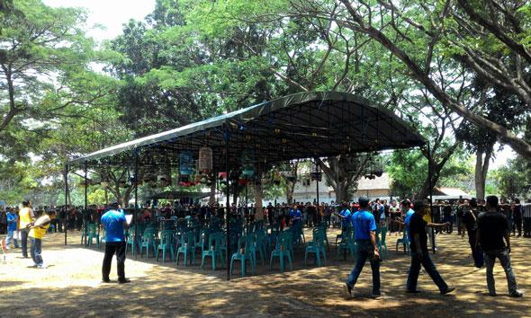 Lovebird Masih Jadi Favorit di Rembang