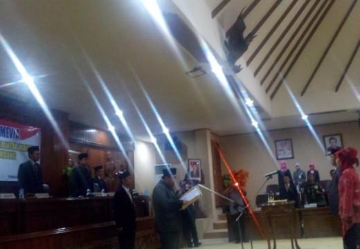 Kursi Wakil Ketua DPRD Rembang Masih Kosong