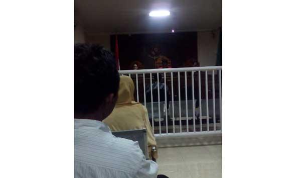 Kadus Aniaya Warga Divonis Dua Bulan Penjara
