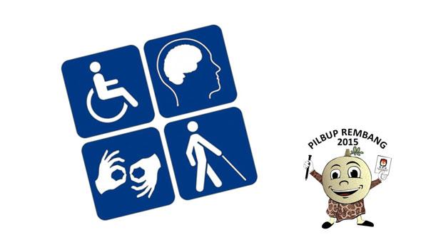 750 Penyandang Cacat Terdaftar Ikuti Pilkada di Rembang