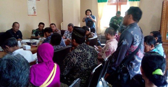 Lokasi Baru Sanggar Fasilitasi Pemkab Ditolak Sapto Darmo