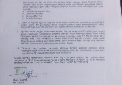 Perajin Batik Keberatan Daftarkan Pekerja ke BPJS