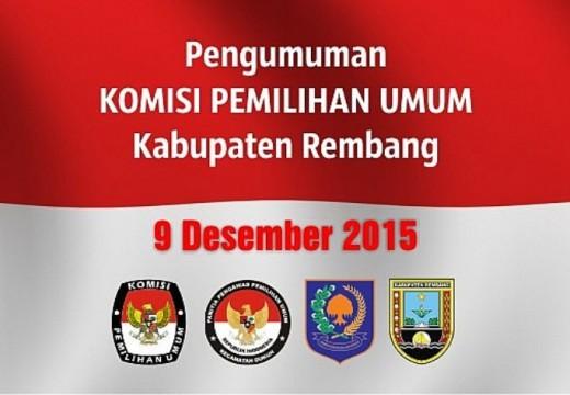 KPU Rembang Tak Gelar Real Count, Warga Kecewa