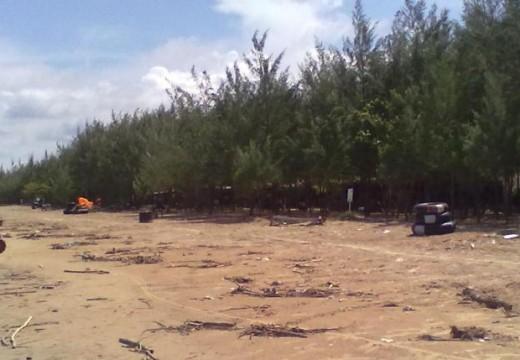 Disaingi Karangjahe, Pantai Caruban Berbenah