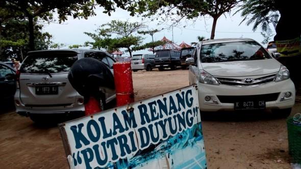 Catat 25.000 Pelancong, Pantai Kartini Terdampak Karangjahe
