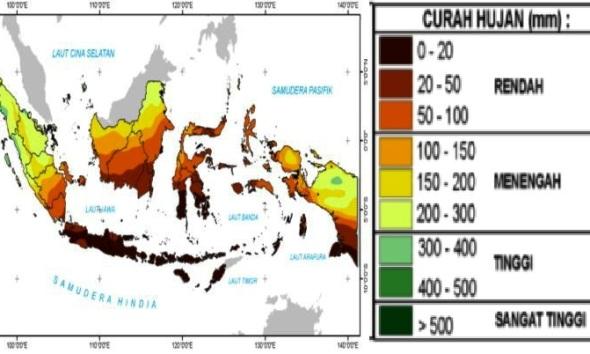 El Nino Kuat Bikin Petani Rembang Merugi
