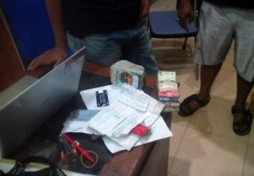 Polisi Tangkap Pengepul Togel dari SPBU Kiringan