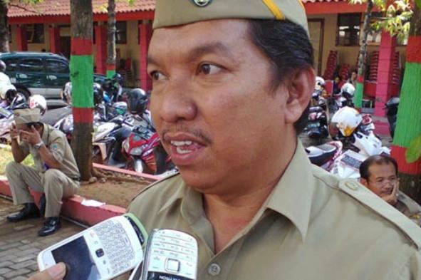 Kepala Dinas Kesehatan Rembang Ali Syofii. (Foto: nurfmrembang.com)