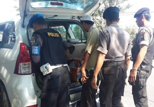 Polisi Rembang Cegat Teroris di Perbatasan Jateng-Jatim