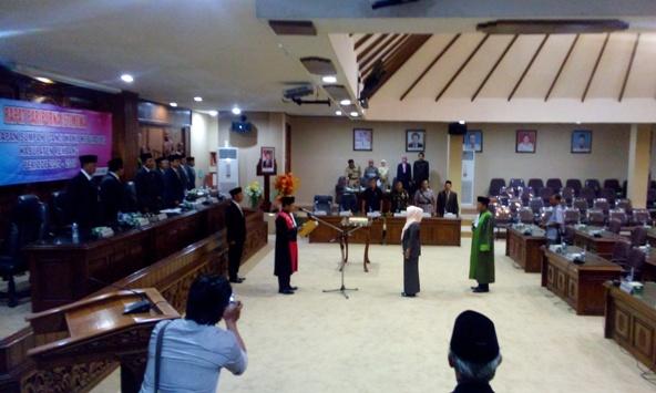 Sumarsih Resmi Jabat Wakil Ketua DPRD Rembang