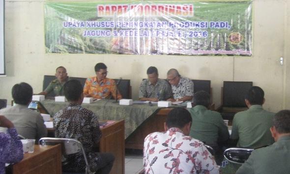 Curah Hujan Rendah Sendat Penanaman 26.000 Hektare