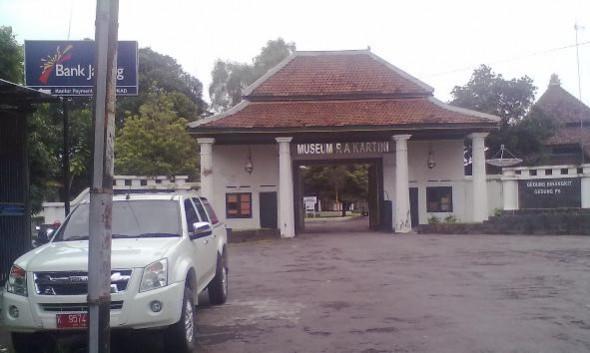 Pengunjung Museum Kartini Meningkat, Setoran Bertambah