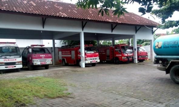 Rentan Kebakaran, Rembang Tambah Satu Armada Pemadam