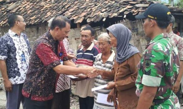 Usulan Bantuan Rumah Janda Miskin Korban Kebakaran Dikaji