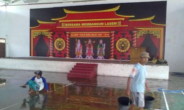 Pertunjukan Lintas Etnik akan Warnai Perayaan Imlek Lasem