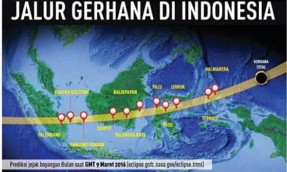 GMT, Kemenag Rembang Siapkan Puluhan Kacamata Khusus