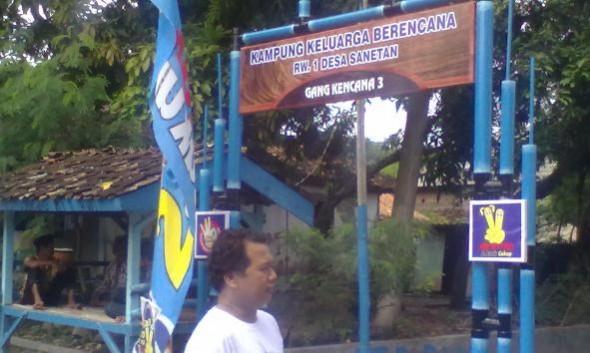Sukses Tekan Laju Penduduk, Sanetan Kampung KB