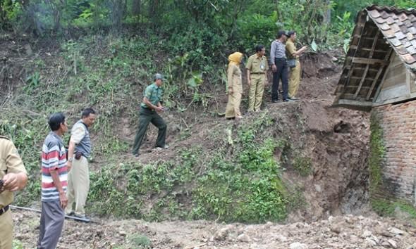 Hingga Maret, 10 Bencana Terjadi di Rembang
