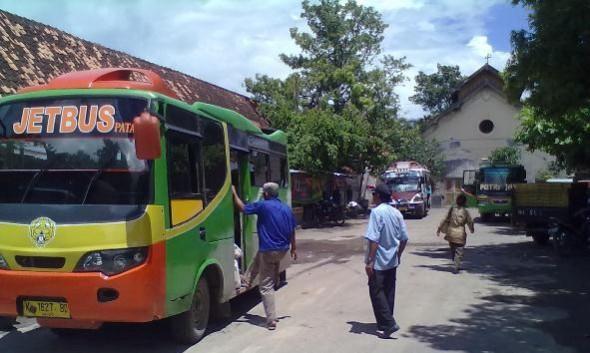 BBM Turun Lagi, Tarif Angkutan Umum di Rembang Ajek